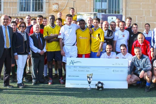 AX Sunny Coast Resort and Spa - Football Tournament