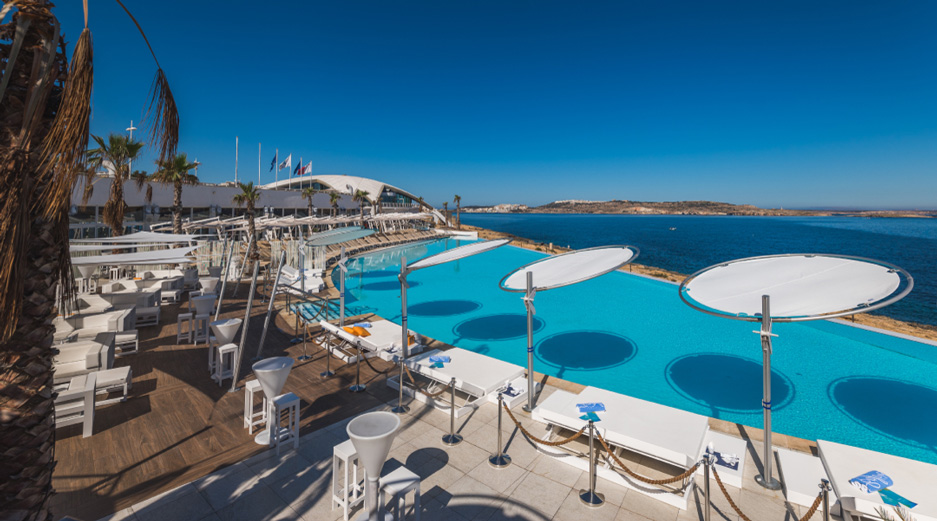 Things to do in St Paul's Bat Malta - Cafe Del Mar