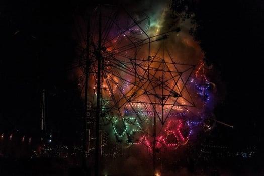 Ground Fireworks