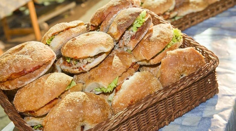 Malta Food - Hobz biz-Zejt