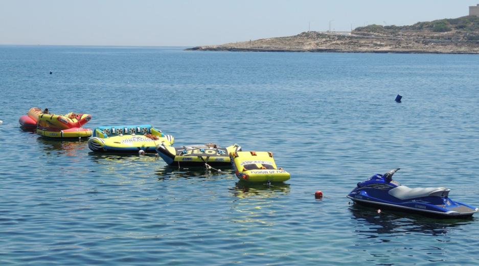 Malta adventure activities - Water Sports