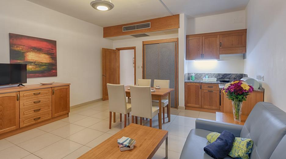Most Romantic Places in Malta - Self Catering Aparthotel in Qawra