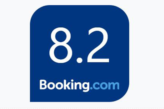 AX Sunny Coast Resort and Spa - Booking.com Badge