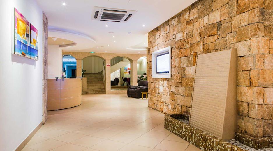 Long Stay Holidays in Malta - AX Sunny Coast Resort and Spa, Lobby