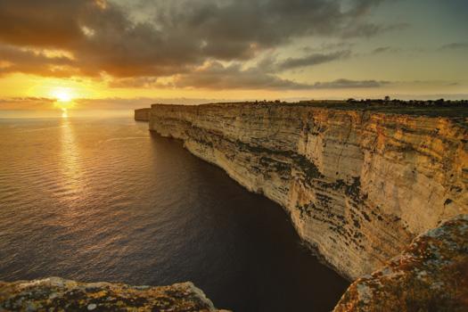 Cliffs, Malta
