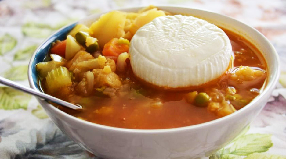 Traditional Maltese food - Widow's Soup