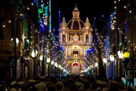 Christmas, Malta