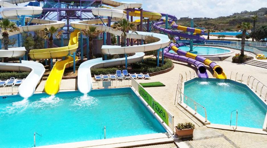 Splash and Fun, Malta