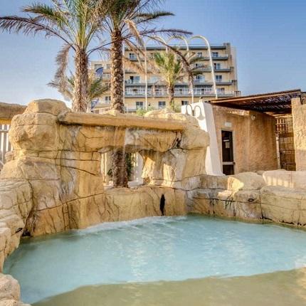 AX Sunny Coast Resort Facilities in Qawra