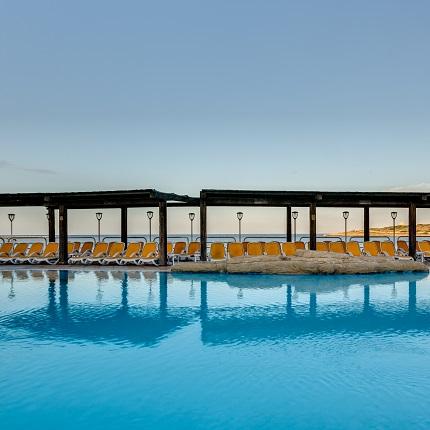 AX Sunny Cost Resort Qawra Outdoor Pool